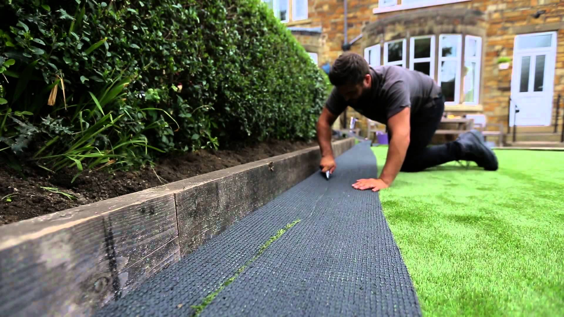 Tools Needed For Artificial Grass Installation